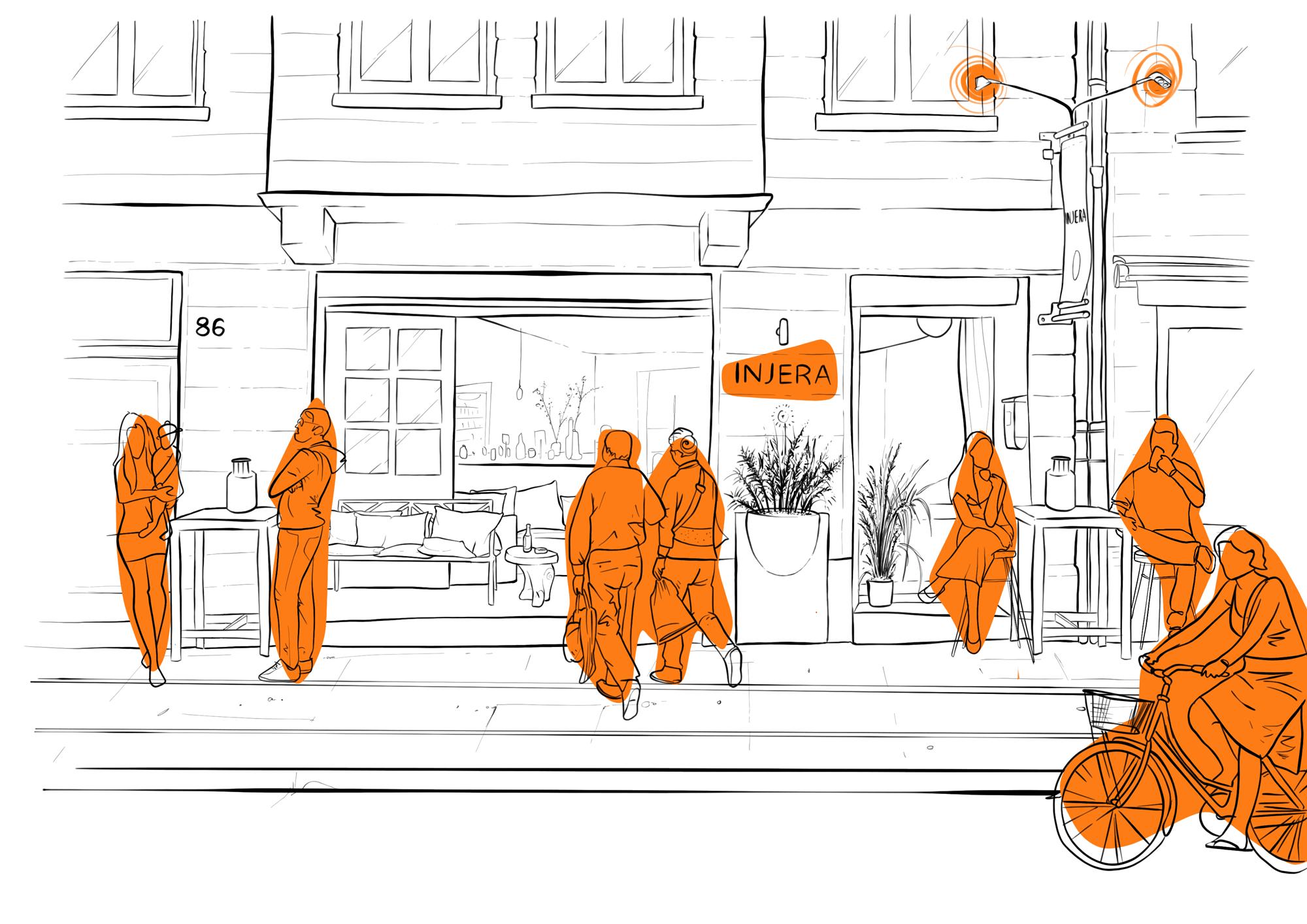 Restaurant Injera
